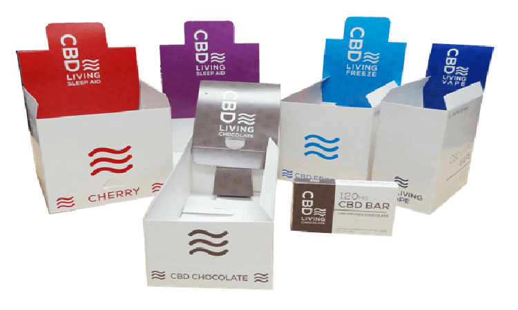 Custom CBD Products Packaging | Business Image Printing