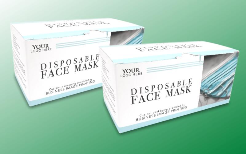 BIP - News - Face Mask Boxes