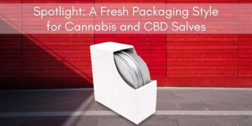 BIP News - Cannabis and CBD Salve Packaging