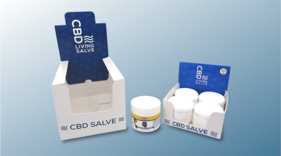 BIP 1 - for CBD Salves