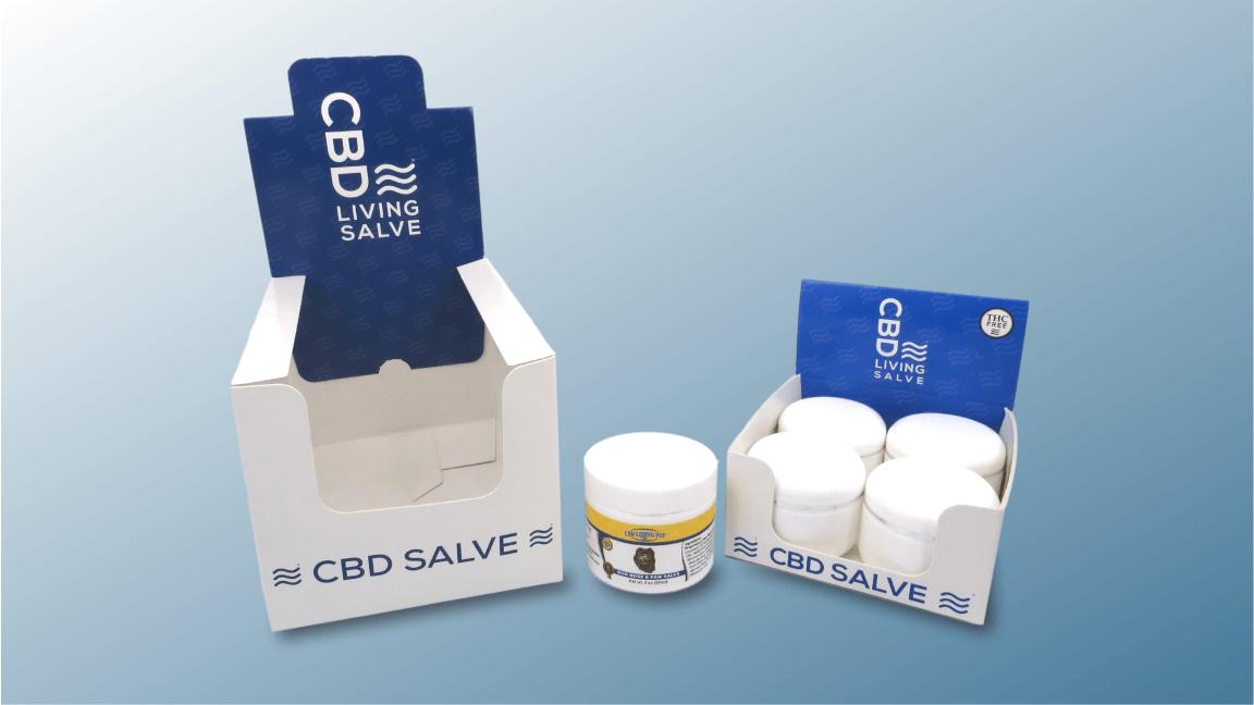 CBD Salves