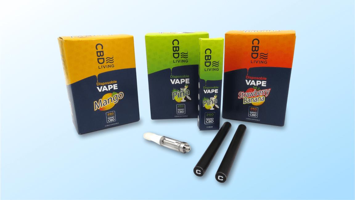 Custom Boxes for CBD Vape Products