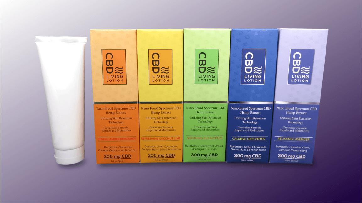 Custom Boxes for CBD Lotion