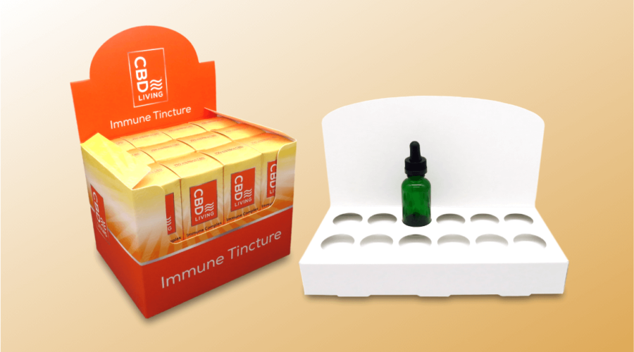 BIP 1 - May 2021 - For Tincture Displays