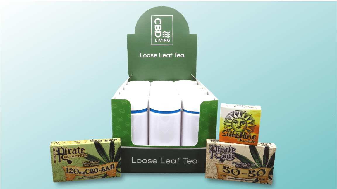 Custom Boxes for Cannabis-Infused Edibles